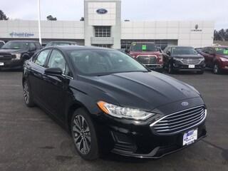 2019 Ford Fusion SE 4dr Car