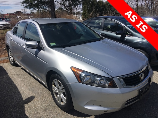 Used 2008 Honda Accord LX-P Sedan For Sale in Nashua, NH