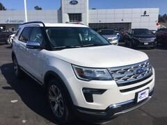 2019 Ford Explorer Limited SUV Nashua, NH