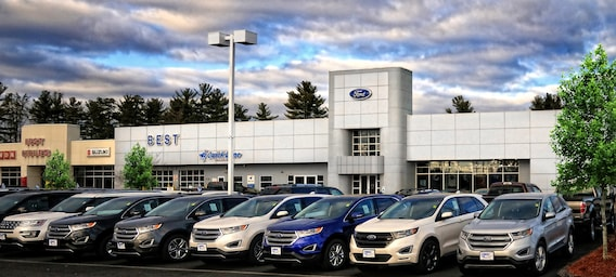 Best Ford Ford Dealership In Nashua New Hampshire