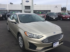 2019 Ford Fusion S 4dr Car Nashua, NH