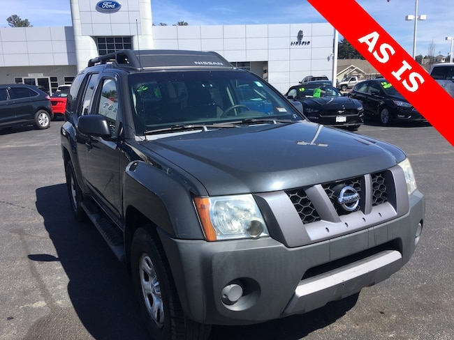 Used Nissan Xterra >> Used 2006 Nissan Xterra For Sale Nashua Near Manchester Nh