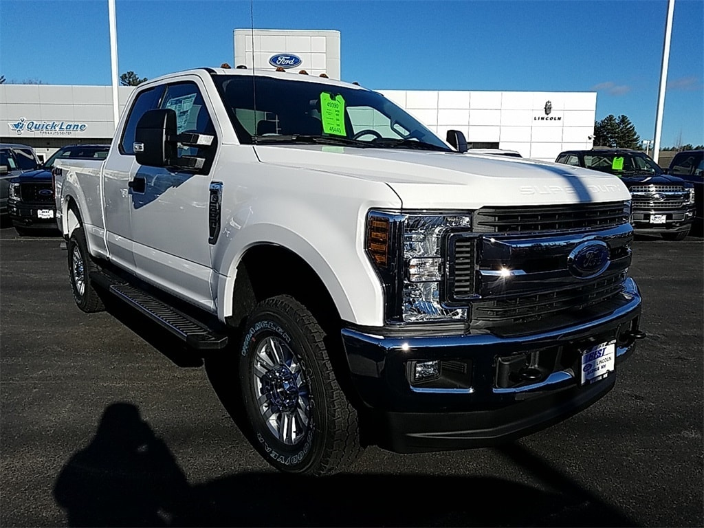 2019 Ford Super Duty F-250 XLT Extended Cab Pickup