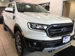 2019 Ford Ranger Lariat Crew Cab Pickup