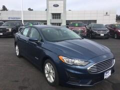 2019 Ford Fusion Hybrid SE 4dr Car Nashua, NH