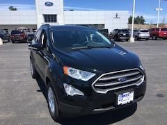 2019 Ford EcoSport SE SUV Nashua, NH