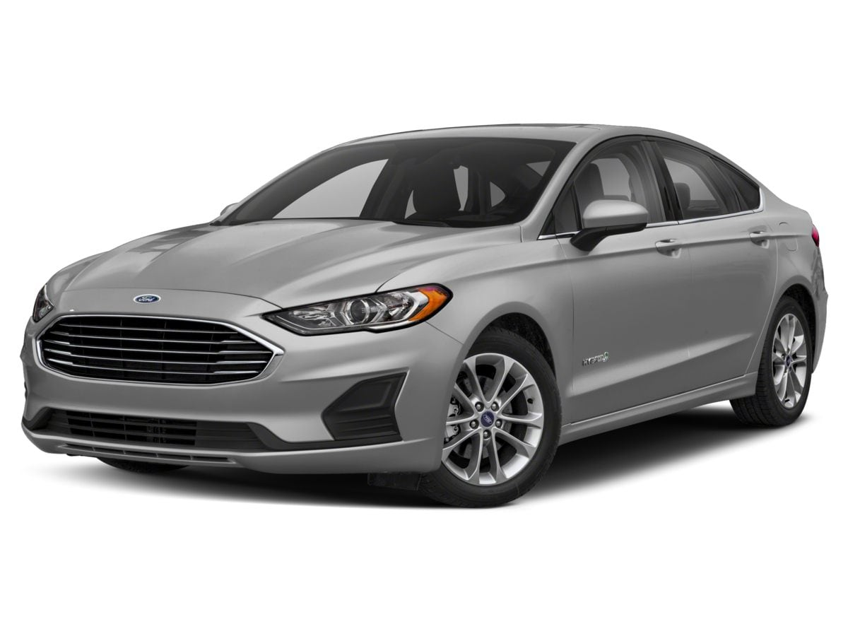 New 2019 Ford Fusion Hybrid For Sale Near Manchester, NH | VIN:  3FA6P0RU7KR285199