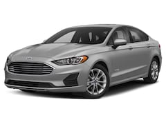2019 Ford Fusion Hybrid SE Sedan Nashua, NH