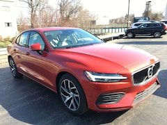 New 2019 Volvo S60 T6 Momentum Sedan 7JRA22TK4KG004670 for sale or lease in Rochester, NY