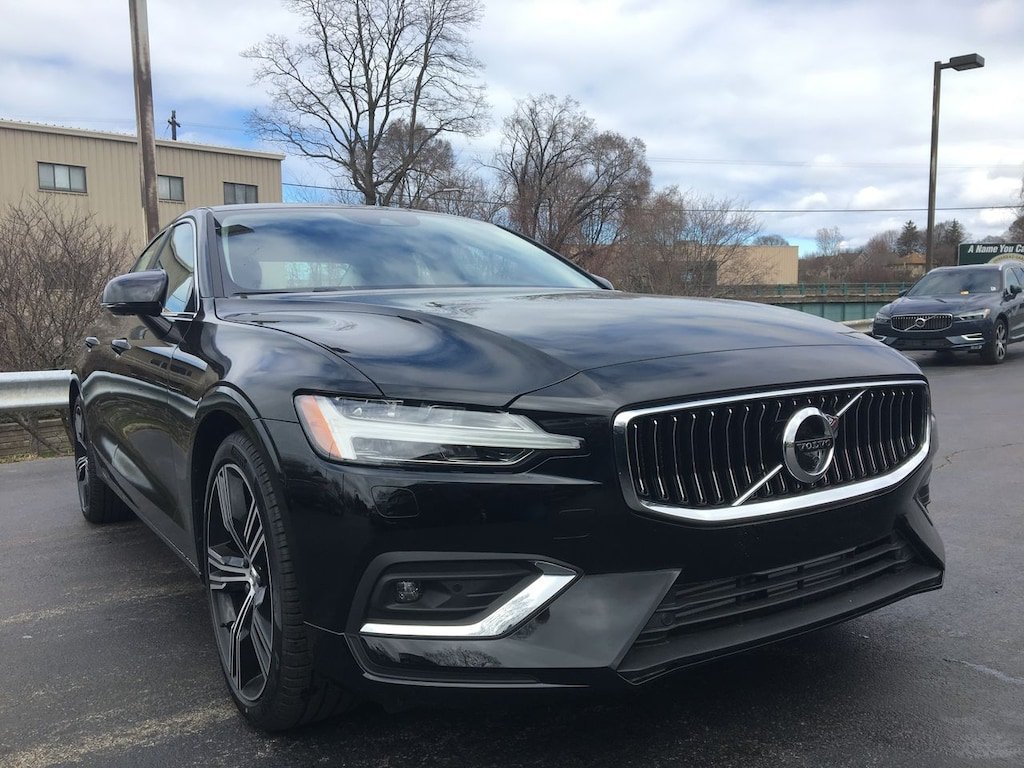 Cars For Sale Rochester Ny >> New 2019 Volvo S60 For Sale Rochester Ny 7jra22tl2kg004210