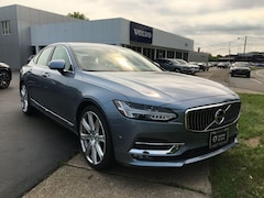 Certified Pre-Owned 2017 Volvo S90 T6 AWD Inscription Sedan YV1A22ML3H1000721 for sale in Rochester, NY