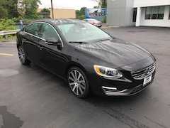 Certified Pre-Owned 2016 Volvo S60 Inscription T5 Platinum Inscription Sedan LYV612TM7GB100188 for sale in Rochester, NY