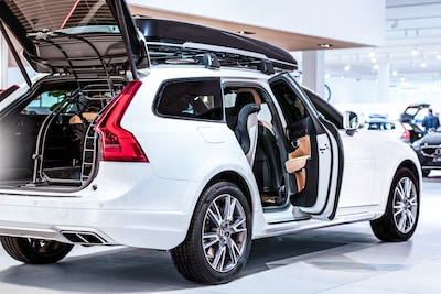 Save on Volvo Accessories