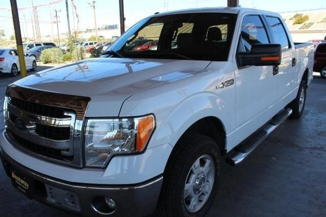 Buy Here Pay Here Dealer for 2013 Ford F-150 in El Paso