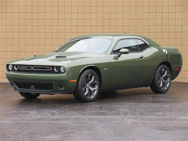 New 2018 Dodge Challenger R/T PLUS Coupe Big Rapids