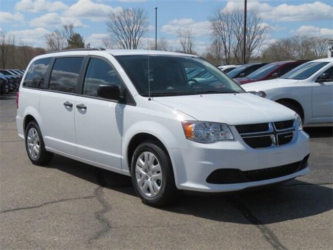 New 2019 Dodge Grand Caravan SE Passenger Van Big Rapids