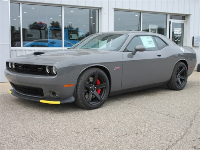 New 2018 Dodge Challenger SRT 392 Coupe Big Rapids