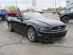used 2013 Ford Mustang V6 Convertible Big Rapids