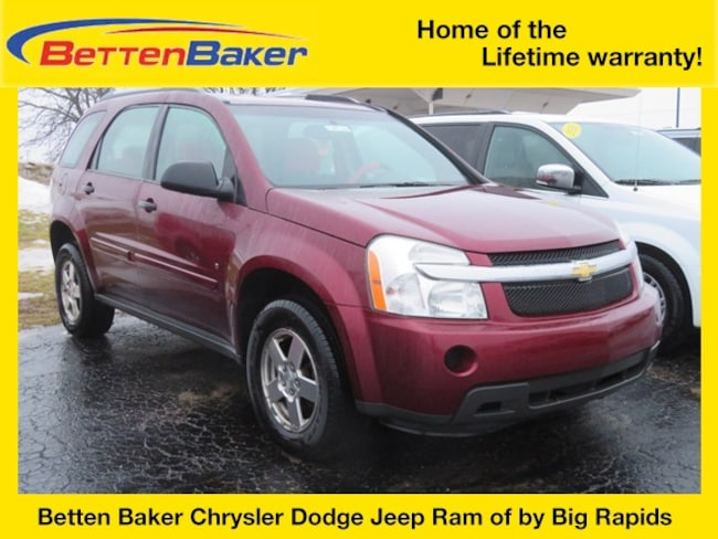 Used 2009 Chevrolet Equinox LS SUV Big Rapids