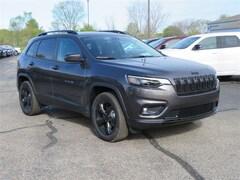 New 2019 Jeep Cherokee ALTITUDE 4X4 Sport Utility Big Rapids, MI