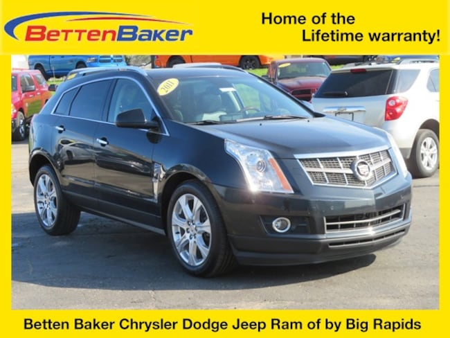 Used 2011 Cadillac SRX Performance SUV Big Rapids