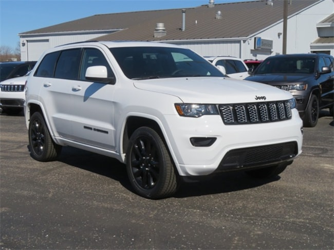 Jeep Dealership Grand Rapids Mi >> New 2019 Jeep Grand Cherokee Altitude 4x4 For Sale Big Rapids Mi