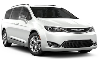 New 2019 Chrysler Pacifica LIMITED Passenger Van For Sale Lowell, MI