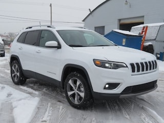 New 2019 Jeep Cherokee LIMITED 4X4 Sport Utility For Sale Lowell MI