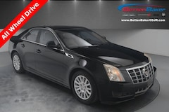 2012 Cadillac CTS Luxury Sedan