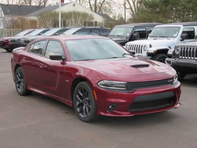 New 2019 Dodge Charger R/T RWD Sedan For Sale/Lease Lowell, MI