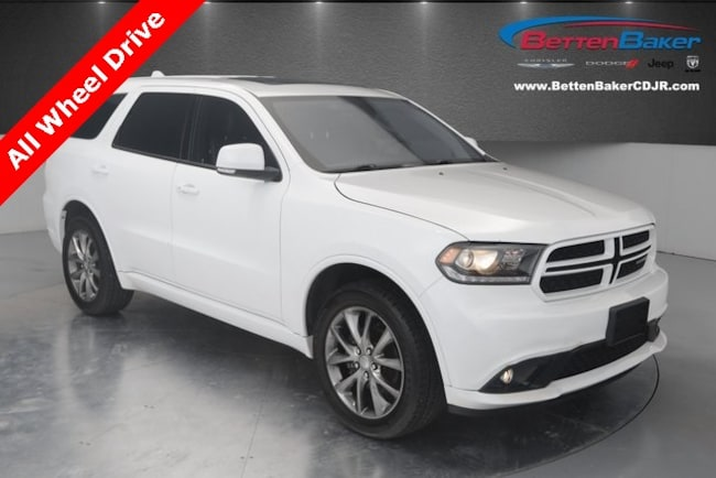 used 2017 Dodge Durango GT SUV for sale lowell, MI