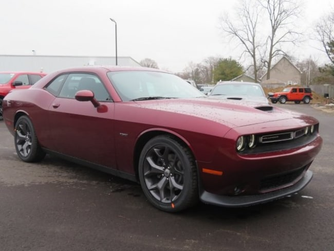 New 2019 Dodge Challenger R/T Coupe For Sale/Lease Lowell, MI