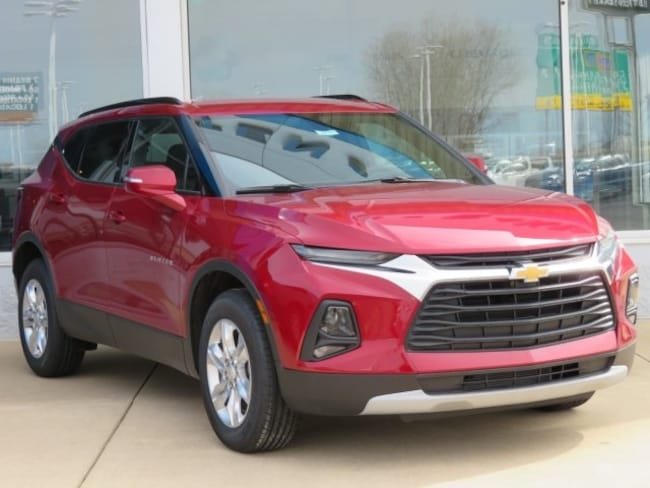 2019 Chevrolet Blazer Base w/1LT SUV