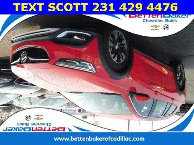 2018 Buick Regal TourX Essence Wagon
