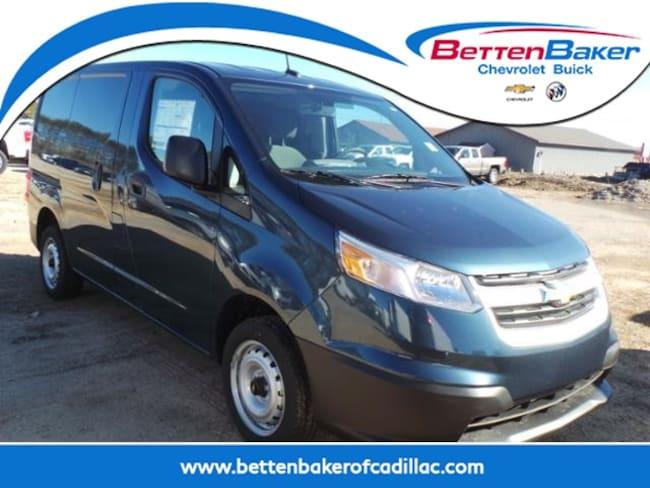 2017 Chevrolet City Express 1LT Van Cargo Van