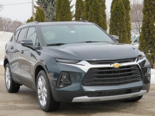 2019 Chevrolet Blazer Base w/3LT SUV