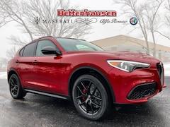2019 Alfa Romeo Stelvio Ti SUV for Sale Near Chicago