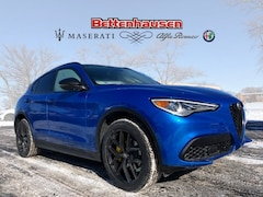 2019 Alfa Romeo Stelvio SUV for Sale Near Chicago