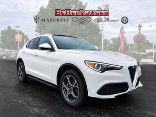2019 Alfa Romeo Stelvio AWD Sport Utility for Sale Near Chicago