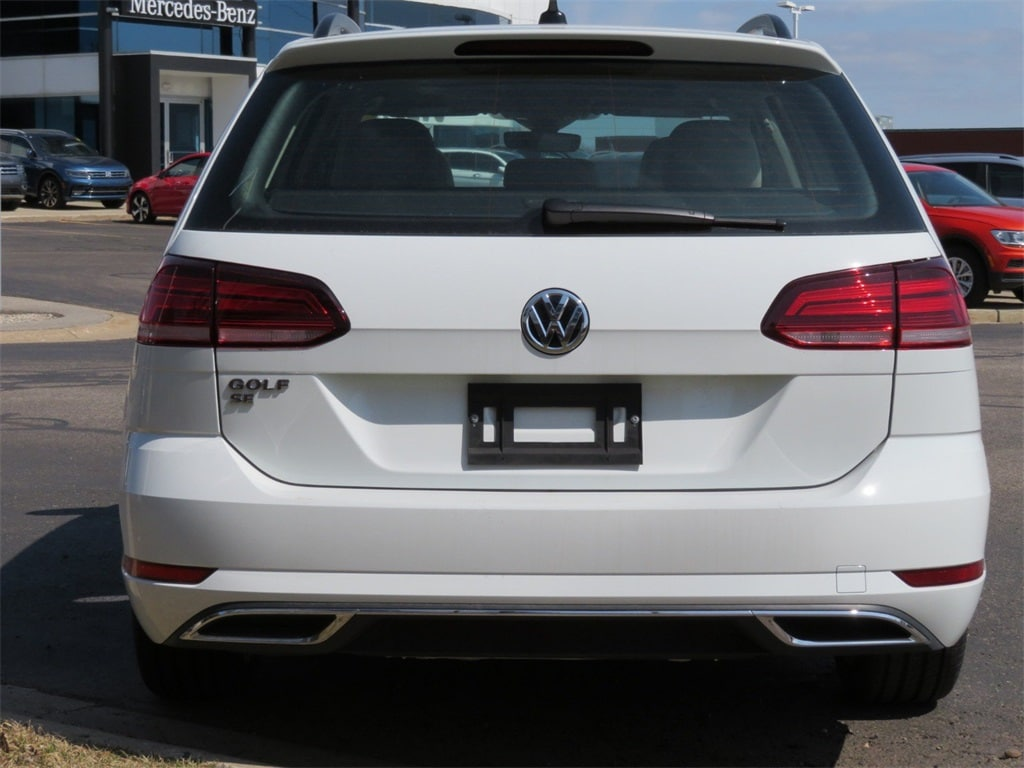 New 2019 Volkswagen Golf Sportwagen For Sale at Betten Imports | VIN