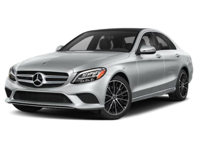 2019 Mercedes-Benz C-Class C 300 4matic® Sedan