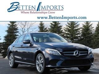 2019 Mercedes-Benz C-Class C 300 4matic® Sedan in Grand Rapids, MI