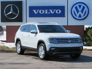 2019 Volkswagen Atlas SE w/Technology and 4motion SUV in Grand Rapids, MI