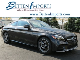 2019 Mercedes-Benz C-Class C 300 Coupe in Grand Rapids, MI