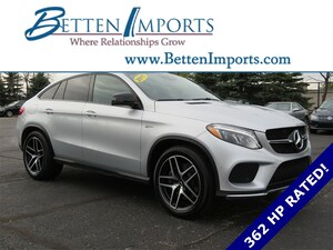 2017 Mercedes-Benz GLE GLE 43 AMG® Coupe 4matic® SUV