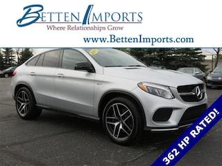 Used 2017 Mercedes-Benz GLE GLE 43 AMG® Coupe 4matic® SUV in Grand Rapids, MI
