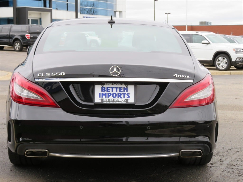 Used 2016 Mercedes-Benz CLS For Sale at Betten Imports | VIN:  WDDLJ9BB6GA170628