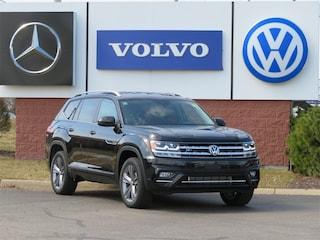 2019 Volkswagen Atlas SE w/Technology R-Line and 4motion SUV in Grand Rapids, MI