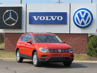 2019 Volkswagen Tiguan 2.0T SE 4motion SUV in Grand Rapids, MI