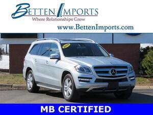 2015 Mercedes-Benz GL-Class GL 450 4matic® SUV